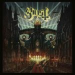 Cover - Ghost – Meliora
