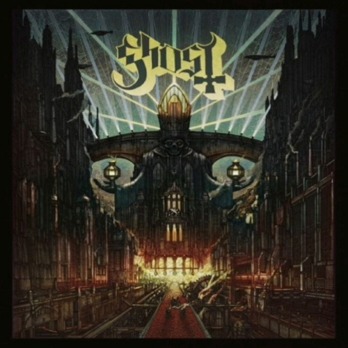 Ghost - Meliora - Cover