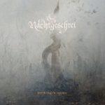 Cover - Nachtgeschrei – Staub und Schatten
