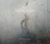 Nachtgeschrei - Staub und Schatten - CD-Cover