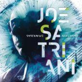 Joe Satriani - Shockwave Supernova - CD-Cover