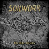 Soilwork - The Ride Majestic - CD-Cover