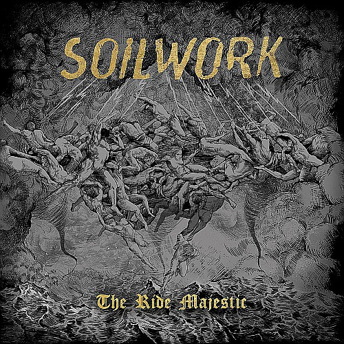 Soilwork - The Ride Majestic - Cover