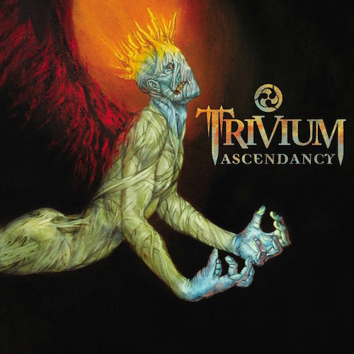 Trivium - Ascendancy - Cover