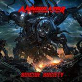 Annihilator - Suicide Society - CD-Cover