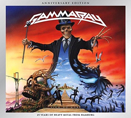 Gamma Ray - Sigh No More (Anniversary Edition) - Cover