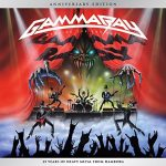Cover - Gamma Ray – Heading For The East (Anniversary Edition)