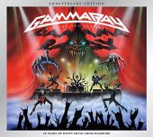 Gamma Ray - Heading For The East (Anniversary Edition) - CD-Cover