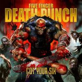 Five Finger Death Punch - Got Your Six - CD-Cover