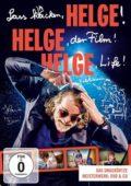 Helge Schneider - Lass knacken, HELGE! HELGE, der Film! HELGE, Life! - CD-Cover