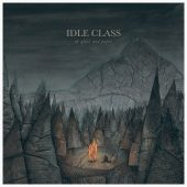 Idle Class - Of Glass And Paper - CD-Cover