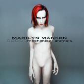 Marilyn Manson - Mechanical Animals - CD-Cover