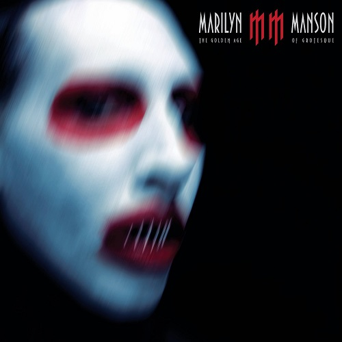 Marilyn Manson - The Golden Age Of Grotesque - Cover