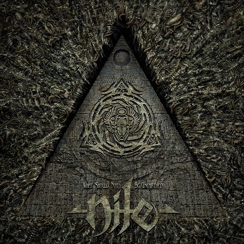 Nile - What Should Not Be Unearthed - Cover