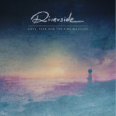 Riverside - Love, Fear And The Time Machine - CD-Cover