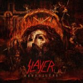 Slayer - Repentless - CD-Cover