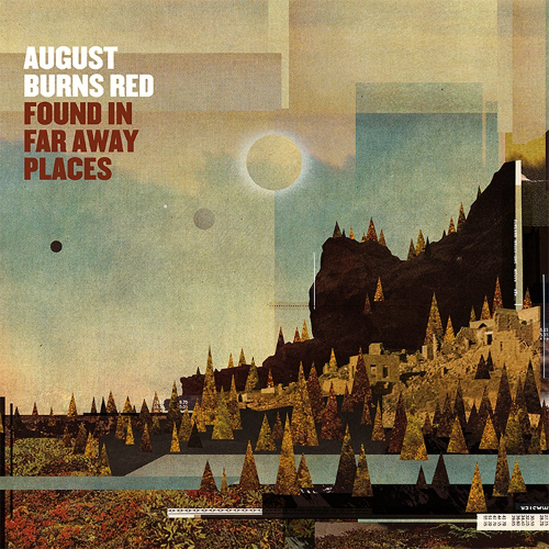 August Burns Red - Found In Far Away Places - Cover
