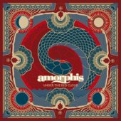 Amorphis - Under The Red Cloud - CD-Cover