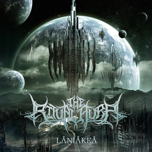 The Ritual Aura - Laniakea - Cover