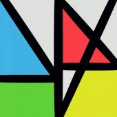 New Order - Music Complete - CD-Cover
