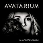 Cover - Avatarium – The Girl With The Raven Mask