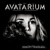 Avatarium - The Girl With The Raven Mask - CD-Cover