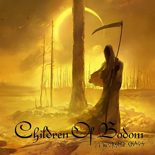 Children Of Bodom - I Worship Chaos - Cover