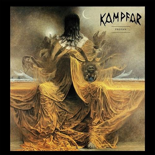 Kampfar - Profan - Cover