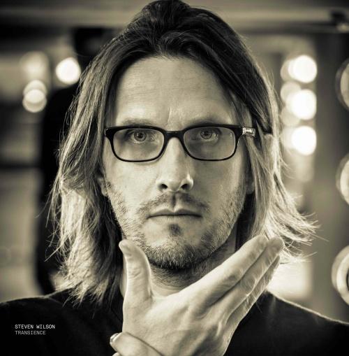 Steven Wilson - Transience - Cover