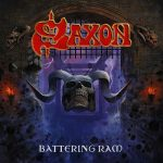 Cover - Saxon – Battering Ram