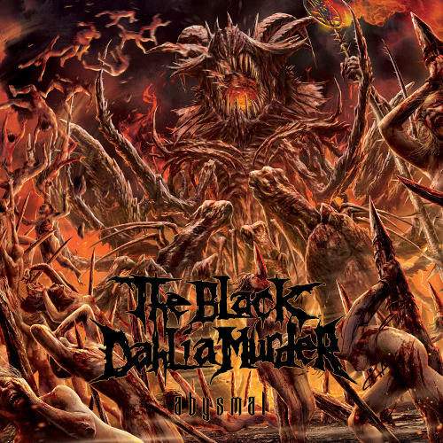 The Black Dahlia Murder - Abysmal - Cover
