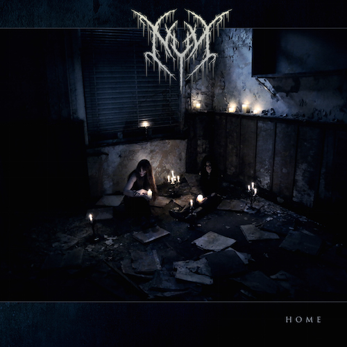 Nyx - Home - Cover