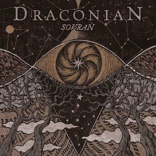 Draconian - Sovran - Cover