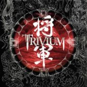 Trivium - Shogun - CD-Cover