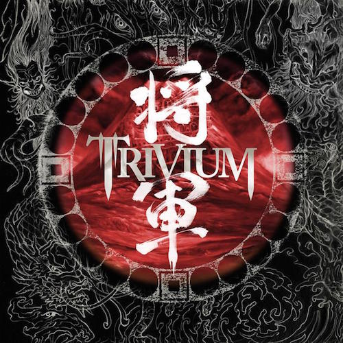 Trivium - Shogun - Cover