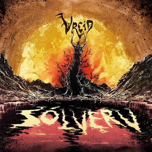 Vreid - Sólverv - Cover