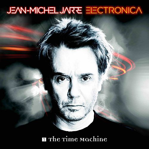 Jean-Michel Jarre - Electronica I: The Time Machine - Cover