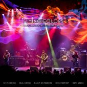 Flying Colors - Second Flight: Live At The Z7 - CD-Cover