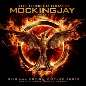 James Newton Howard - The Hunger Games: Mockingjay Part 1 - CD-Cover