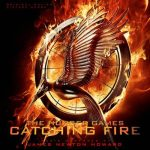 Cover - James Newton Howard – The Hunger Games: Catching Fire