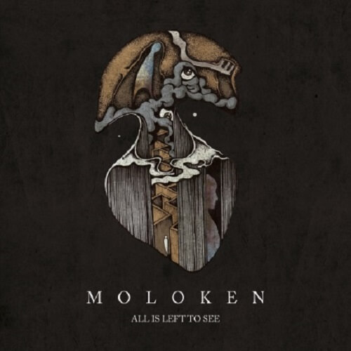 Moloken - All Is Left To See - Cover