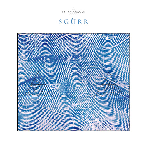 Thy Catafalque - Sgùrr - Cover