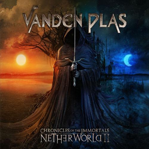 Vanden Plas - Chronicles Of The Immortals: Netherworld II - Cover