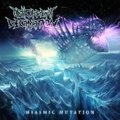 Abhorrent Decimation - Miasmic Mutation - CD-Cover