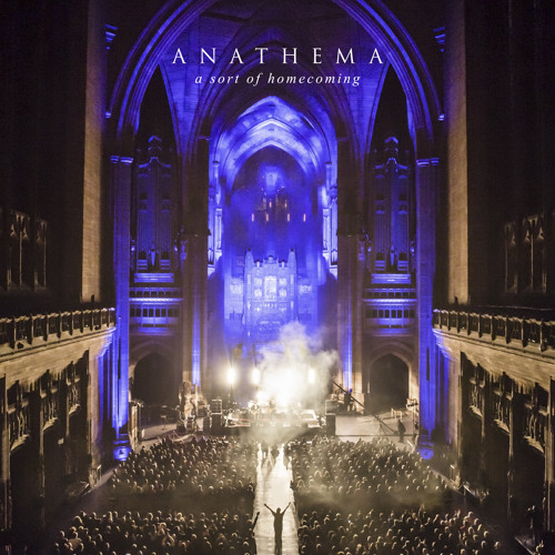 Anathema - A Sort Of Homecoming - Cover