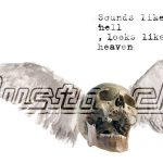 Cover - Mustasch – Sounds Like Hell, Looks Like Heaven