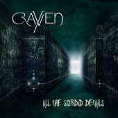 Crayven - All The Sordid Details - CD-Cover