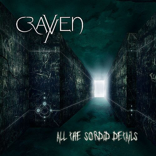 Crayven - All The Sordid Details - Cover