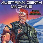 Austrian Death Machine - A Very Brutal Christmas (EP) - CD-Cover
