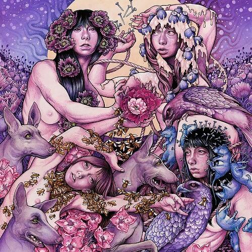 Baroness - Purple - Cover